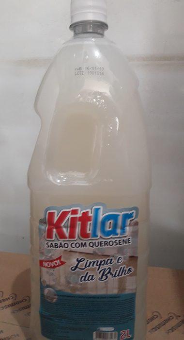 sabao-querosene